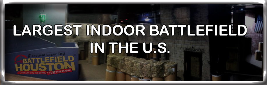 Largest Indoor Battlefield in the U.S.
