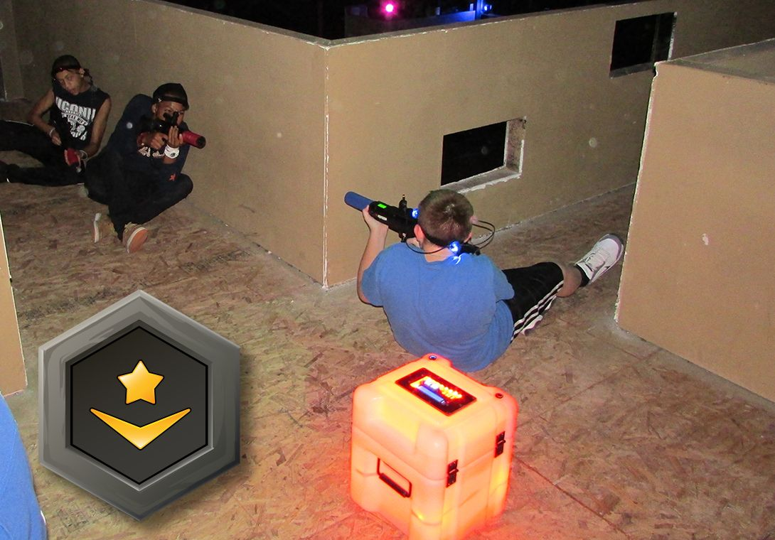 Battlefield Houston Private Birthday Laser Tag Pricing